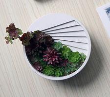 JM Cement multi- meat flower pots molds silicone molds for concrete vase molds