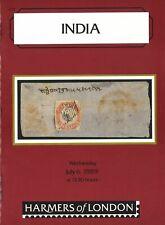 INDIEN: 2 Auktionskataloge 988/89