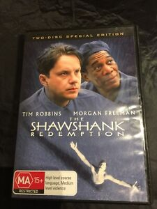 The Shawshank Redemption- Two Disc Special Edition DVD Set (2010)