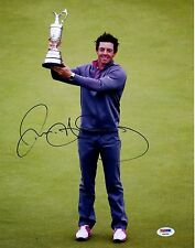 Rory McIlroy Signed 11x14 Photo PSA COA Auto 2012 British Open PGA Autograph