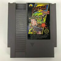 Gotcha! The Sport! (Nintendo Entertainment System NES) Authentic-Tested and Work