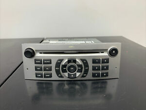 Peugeot 407 2009 CD/MP3 stereo