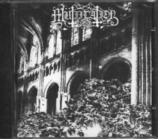 Mutiilation - Remains of a Ruined , Dead, Cursed Soul CD