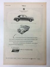 Land Rover Cars Automobilia Advertising Collectables