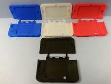 Silicona Funda Cubierta Para Nintendo Nuevo 3DS N3DS XL Rojo Azul Blanco Negro-Envío Gratis