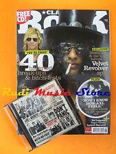 rivista CLASSIC ROCK 119/2008 + CD United Enemies Velvet Revolver Black Crowes