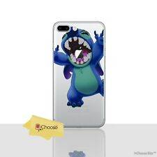 Silicone iPhone 7 Plus Case for Apple / GEL Stitch Flexible Cover and Protector