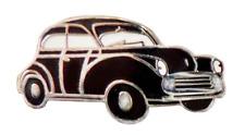 Morris Minor 1000 Black Pin Badge