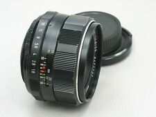 Pentax Super-Takumar Lens 55mm f/1.8 M42 | 812
