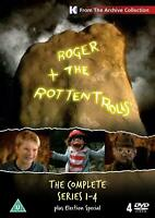 Roger And The Rottentrolls - Complete Series 1-4 DVD Martin Clunes