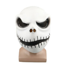 Jack Skellington Skull Mask The Nightmare Before Christmas Halloween Mask Props
