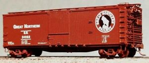 Westerfield kit 3855 USRA double-sheathed boxcar, modern, Great Northern