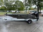 2019 Xpress HD16DBX H16DB 16 Ft. Aluminum 500 Miles Green Boat Mercury 4-stroke  <br/> Langford Motors Inc, Russellville AR