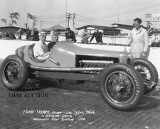 Indianapolis 500 1930 Indy 500 Betholine Special Frank Farmer Leo Sykes auto