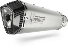 S.050.LDRX - Exhaust Muffler Mivv SPORT DELTA RACE SS SUZUKI GSX-R 1000 (17-)