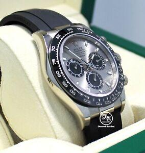 Rolex Daytona 18K White Gold 116519LN OysterFLEX Perpetual Cosmograph UNWORN