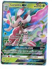 1 Carte LURANTIS  GX - FLORAMANTIS (15/149)  Ultra Rare  Pokemon Card (Anglaise)
