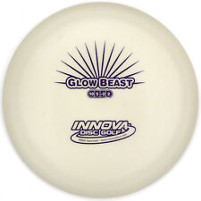 NEW Purple Stamp DX GLOW BEAST Speed 10 Distance Driver 172g Innova Disc Golf