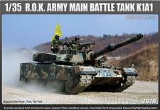 ACADEMY #13215 1/35 Plastic Model Kit R.O.K. Army Main Battle Tank K1A1