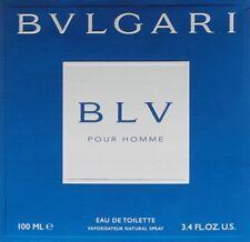 Bvlgari Bulgari BLV Pour Homme 100 ml Eau de Toilette Spray NEU&OVP