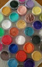 Perfect Pearl Mica Summer bright 6 x 2g jar cosmetics bath bombs soaps