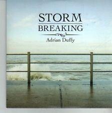 (CV890) Adrian Duffy, Storm Breaking - 2011 DJ CD