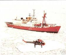 HMS Endurance & Wasp Helicopter, Royal Navy  (KS31)