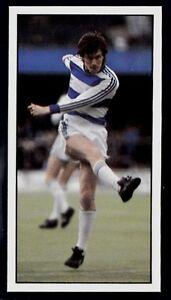 BASSETT-FOOTBALL 1983/84- #11-Q.P.R-OLDHAM-SHEFFIELD  UNITED-SIMON STAINROD