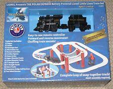 New Lionel 7-11371 Little Lines Polar Express