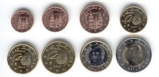 España 2007-Set De 8 Monedas De Euro (unc)