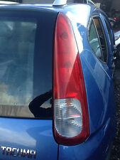 CHEVROLET TACUMA  CDX  2006 O/S DRIVERS REAR LIGHT 5DOOR