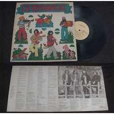 LA BAMBOCHE - Jeu A Monter Sans Colle LP French Folk 1976