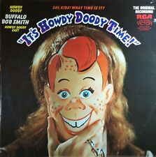 Buffalo Bob Smith - It's Howdy Doody Time - RCA Victor - 1971 - Vinyl - SEALED