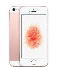 Brand New Apple iPhone SE 16GB Rose Gold (Simple Mobile) Sealed In Box MLY22LL/A
