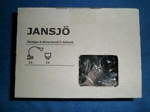 IKEA JANSJÖ LED CLAMP SPOTLIGHT 803.863.19 - New