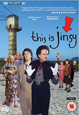 DVD:THIS IS JINSY - NEW Region 2 UK