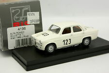 RIO 1/43 - Alfa Romeo Giulietta TI Wien 1962