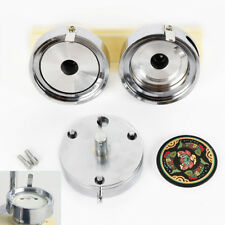 58mm 2.28'' Diy Badge Punch Tool Machine Press Pin Making Moulds Buttons Maker