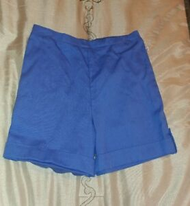 Bitty baby blue sailing shorts size 6X new with tags