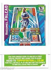 2015 / 2016 EPL Match Attax Live (P7) Radamel FALCAO Chelsea