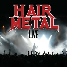 Various Artists - Hair Metal Live / Various [New CD]