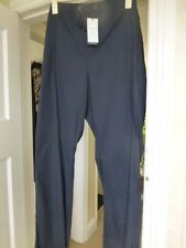 Marks and Spencer Loose Fit High Rise 32L Trousers for Women