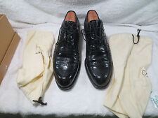 Cole Haan Mens Lace-Up Air Trafton Ox 10m black good condition
