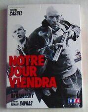 DVD NOTRE JOUR VIENDRA - Vincent CASSEL / Olivier BARTHELEMY - Romain GAVRAS