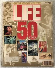 LIFE MAGAZINE Fall 1986 * 50 Years * Decade by Decade Review FREE SHIPPING (USA)