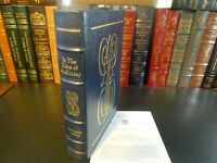 Easton Press IN THE DAYS OF MCKINLEY, Margaret Leech, Notes, Presidents, Leather