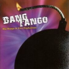 Bang tango-big bangs & Live explosions 2cd neuf emballage d'origine