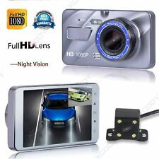 Mercedes Car Dash Cam Full HD Dual Lens 1080P Two Camera Video DVR Recorder UK