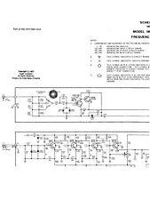 Circuit diagrams-Schaltpläne für Heathkit IM-4120