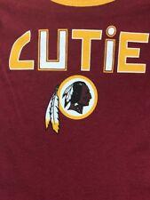 NWT Infant Baby Washington Redskins Skins 18 Mo Creeper Lot of 3